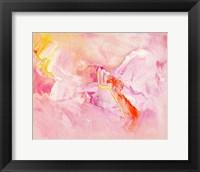 Framed Spring Abstract