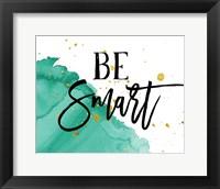Framed Be Smart