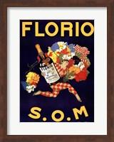 Framed Florio 1915
