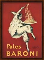 Framed Pates Baroni