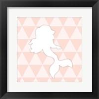 Framed Mermaid Geometric