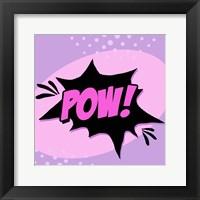 Framed Pow!