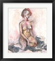 Framed Nude I