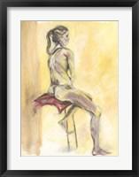 Framed Nude IV