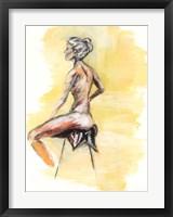Framed Nude V