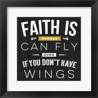 Framed Faith Is