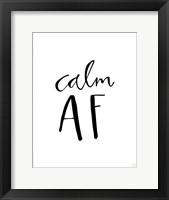 Framed Calm AF