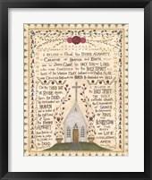 Framed Prayer