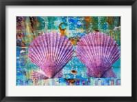 Framed Ocean Colors