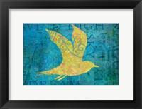 Framed Freedom Bird