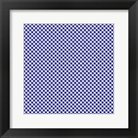 Framed Star of David Pattern