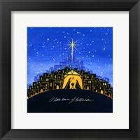 Framed Bethlehem