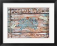 Framed Ceylong Tea