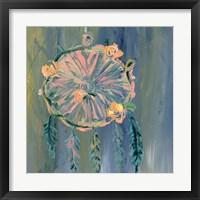 Southwestern Garden Dream Framed Print
