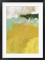 Framed Yellow Field