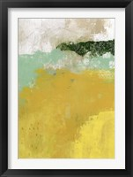 Framed Yellow Field