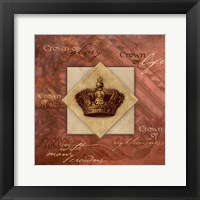 Framed Crown of Righteousness