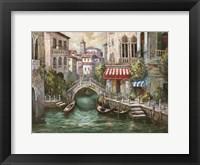 Framed Venezia Petite I
