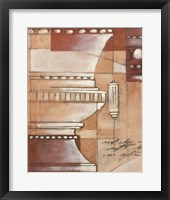 Framed Palatine Drawings I
