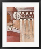 Framed Palatine Drawings II