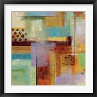 Framed Kalahari Colors