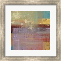 Framed Kalahari Square II