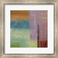 Framed Kalahari Square IV