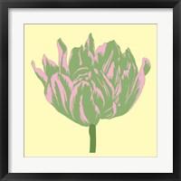 Framed Soho Tulip IV