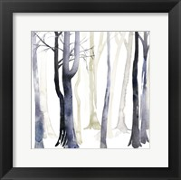 In the Forest I Framed Print