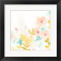 Petal Field I Framed Print