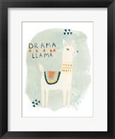 Framed Llama Squad II