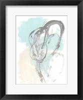 Perpetual Gesture IV Framed Print