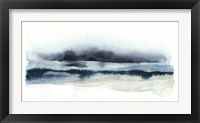 Framed Stormy Sea I