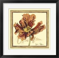 Framed Tulip Study III