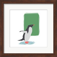 Framed Minimalist Penguin, Boys Part I