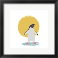 Framed Minimalist Penguin, Boys Part II