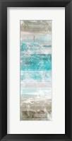 Framed Aqua Space 3