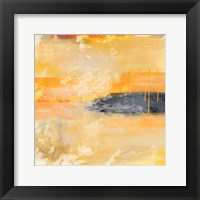 Framed Orange 1