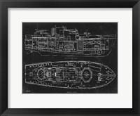 Framed Boat Blueprint 1