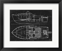 Framed Boat Blueprint 2