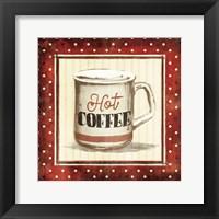 Framed Hot Coffee