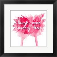 Framed Worry Less
