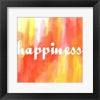 Framed Happiness