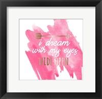 Framed Dream Arrow