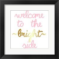 Framed Bright Side