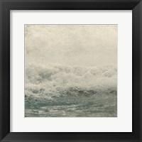 Framed Ocean Storm 1