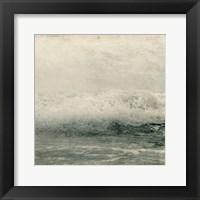 Framed Ocean Storm 2