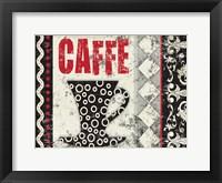 Framed Caffe Fabuloso 3