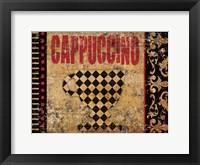 Framed Cappuccino Fantastico 2