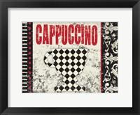 Framed Cappuccino Fantastico 3
